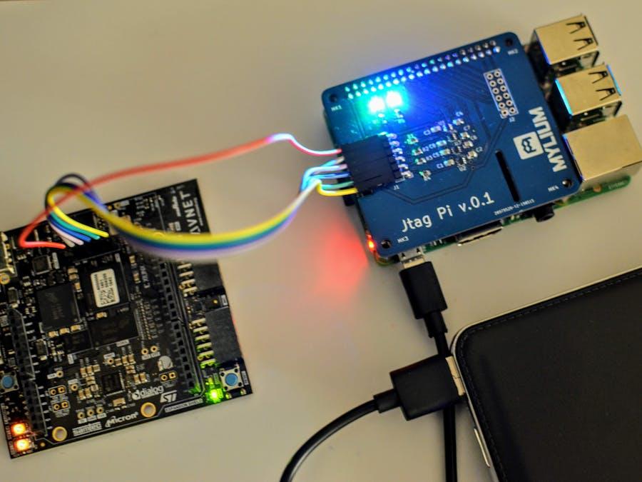 FPGA Remote Programmer