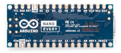 Arduino Nano Every projects - Arduino