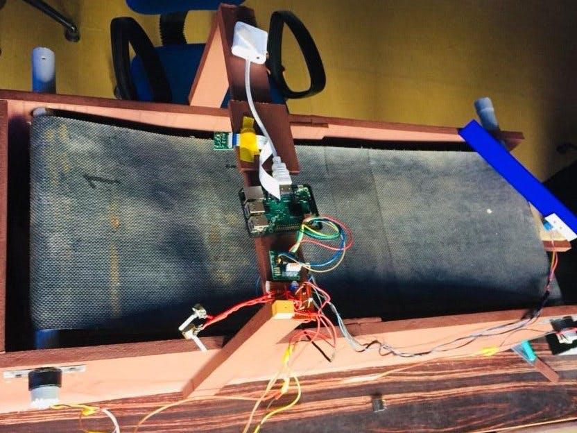 Smart-Sorter: A Smart Waste Management System