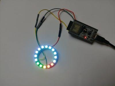 IoT Ambient Light: Zerynth Lamp (2019 Version)