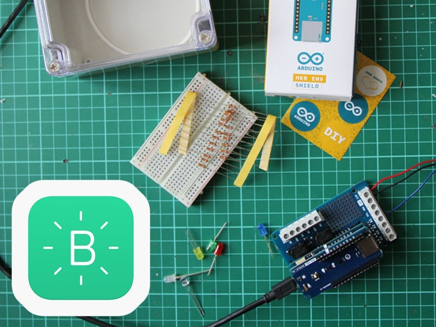 Control Your IoT Cloud Kit via Blynk
