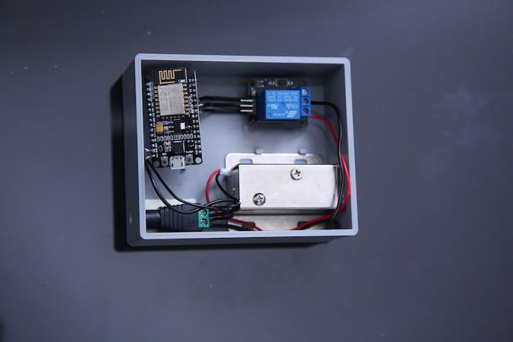 Integrated Smart Lock