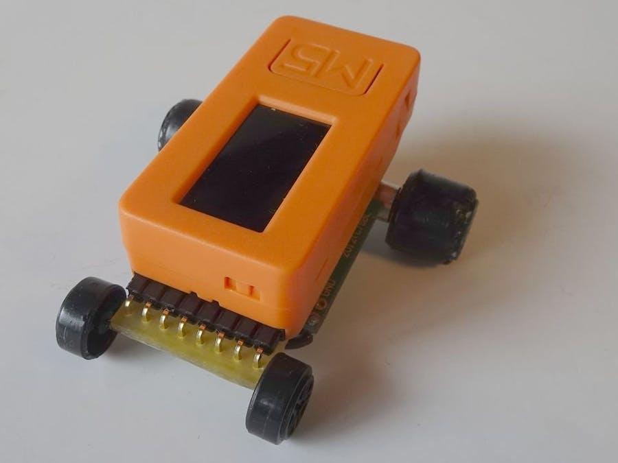 M5Stick-Car