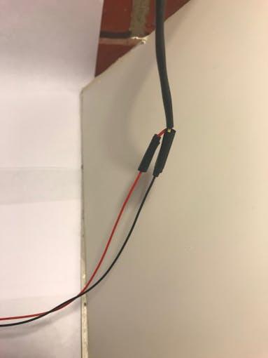 Amplifier to Anemometer Wiring