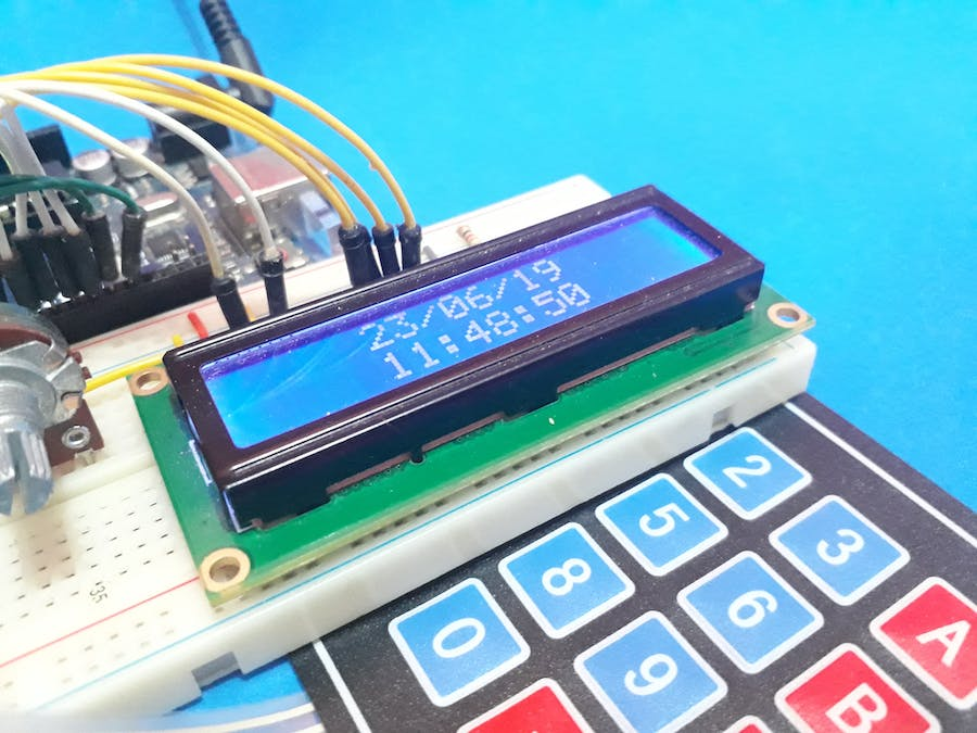 Programmable Timer for Activation of Devices - Part I