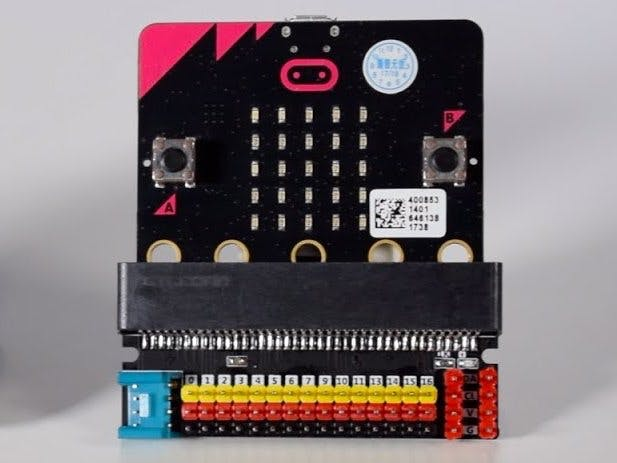 M5Stack X Micro:bit
