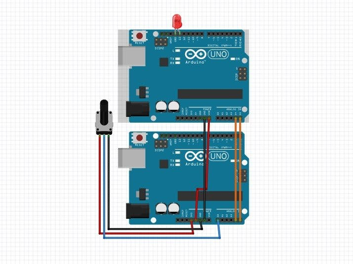Transferring Data From One Arduino to Another