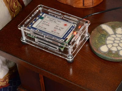 Weather Station with ePaper and Raspberry Pi