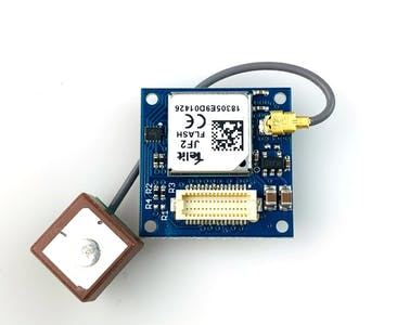TinyShield GPS