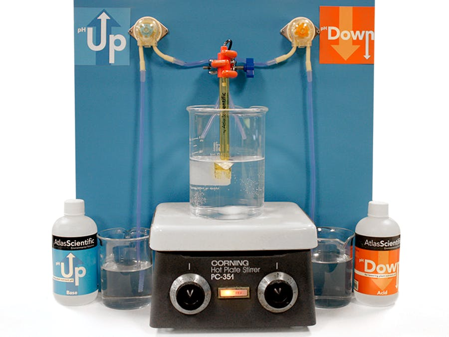 DIY pH Dosing Pump