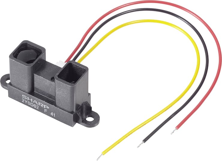 To connect that wire to the breadboard create male connectors
