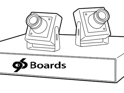 Home Surveillance Using 96Boards