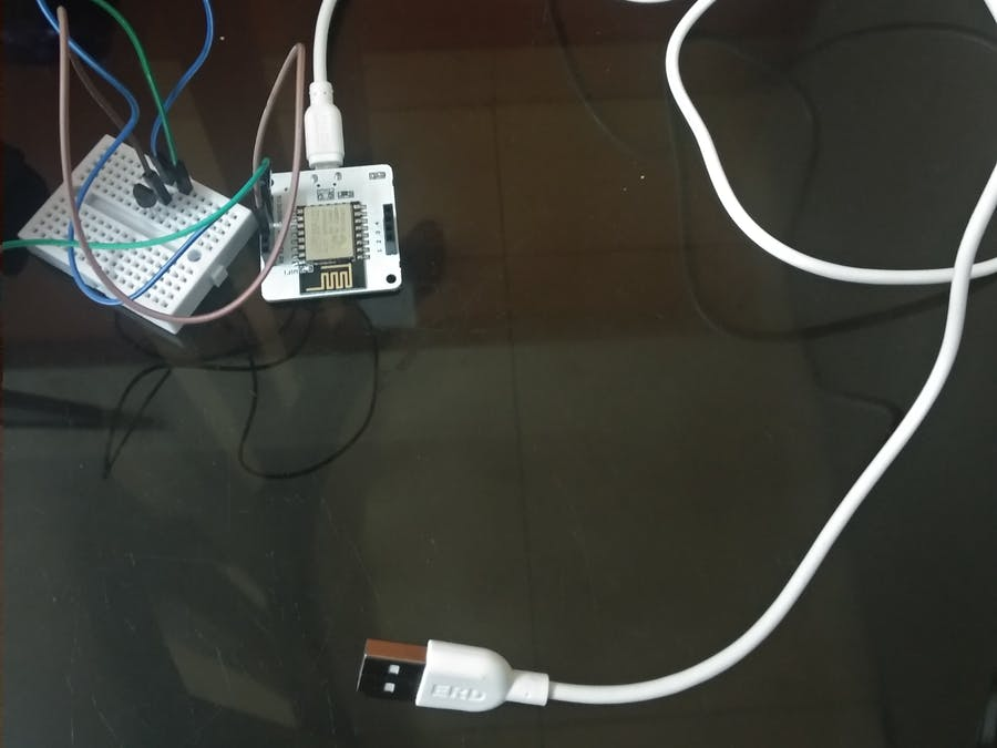 Temperature Sensor and Anomaly Detector