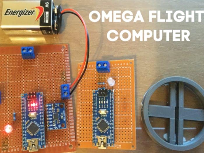 Omega Flight Computer
