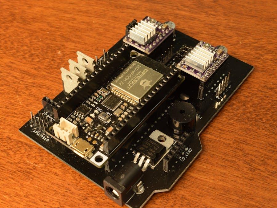 ESP32 Smart Home Hub