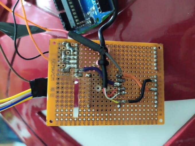 Shield for Arduino Uno