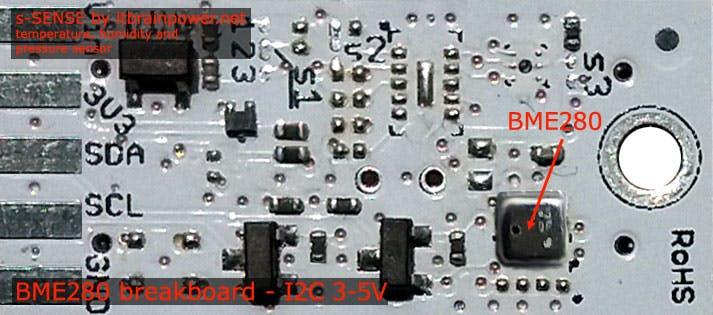BME280 Precision Pressure Sensor Temperature Humidity Sensor Breakout Arduino J
