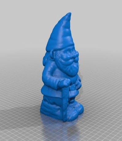 The original Gnome by Tony Buser