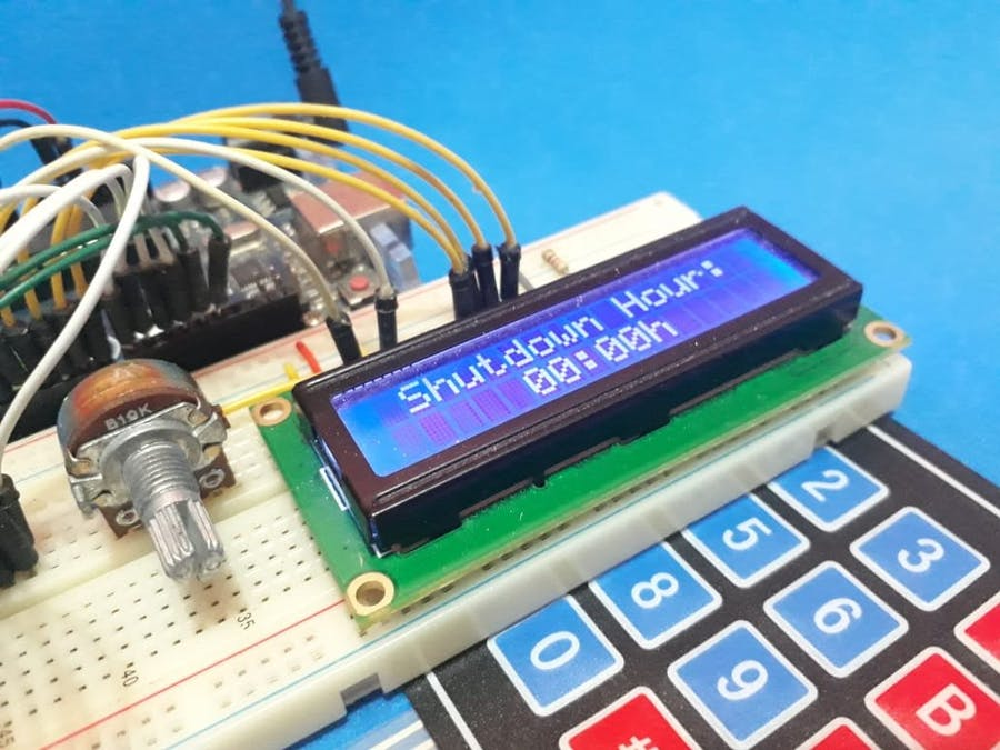 Programmable Timer for Activation of Devices - Part III