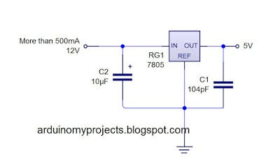 5v Power supply