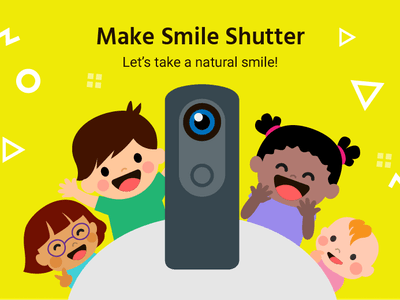 Make Smile Shutter (Real-Time Voice Changer for Baby)