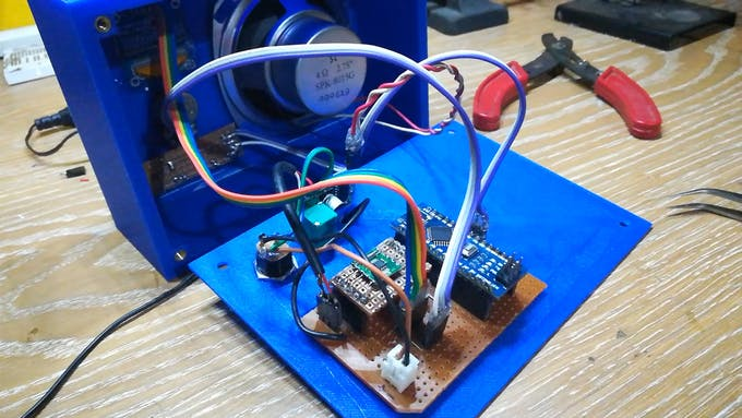 FM Radio Using Arduino and RDA8057M - Arduino Project Hub