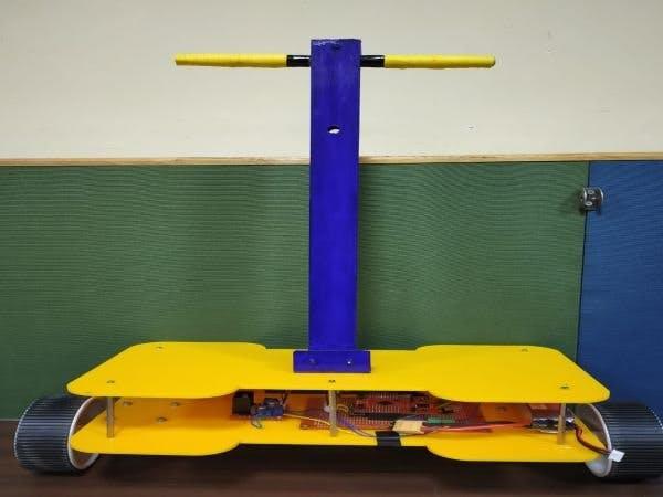 Self-Balancing Bot