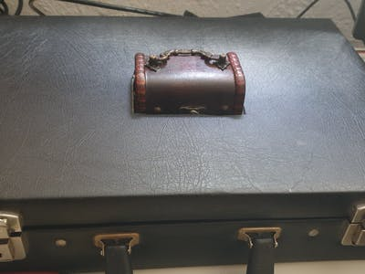 Suitcase with Secrets