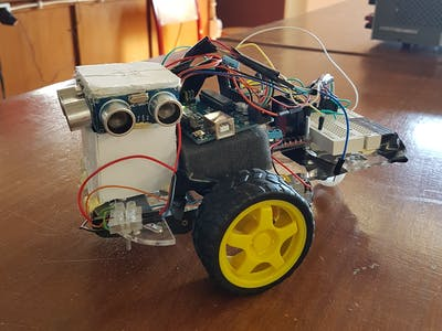 Adam Benzion's respected projects - Arduino Project Hub