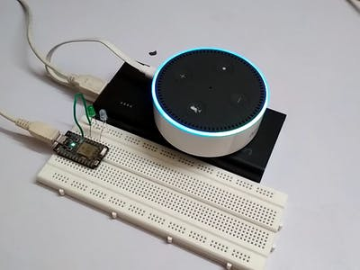 Alexa-Enabled Smart Home