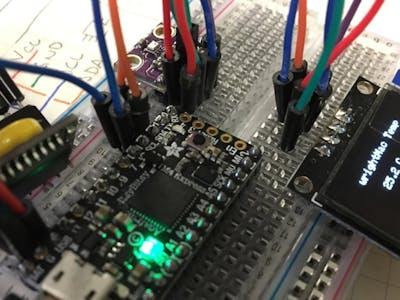 ItsyBisty CircuitPython Playground
