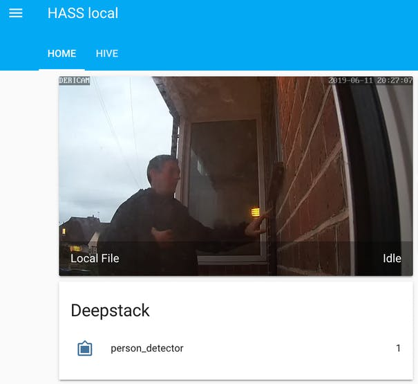 Add AI Brains to Your Home Camera System - Hackster io