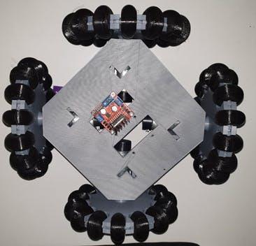 Figure 16, Robot Part 1
