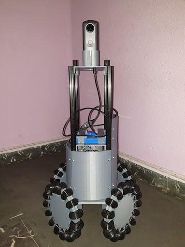 Figure 18, Robot Part 2