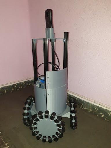 Figure 19, Robot Part 3
