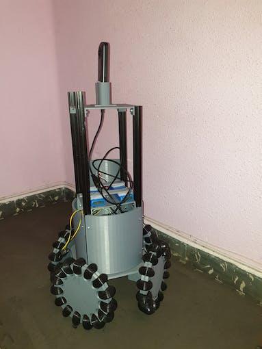 Figure 21, Robot Part 5