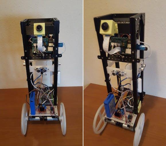 Figure 1, Assistant Robot