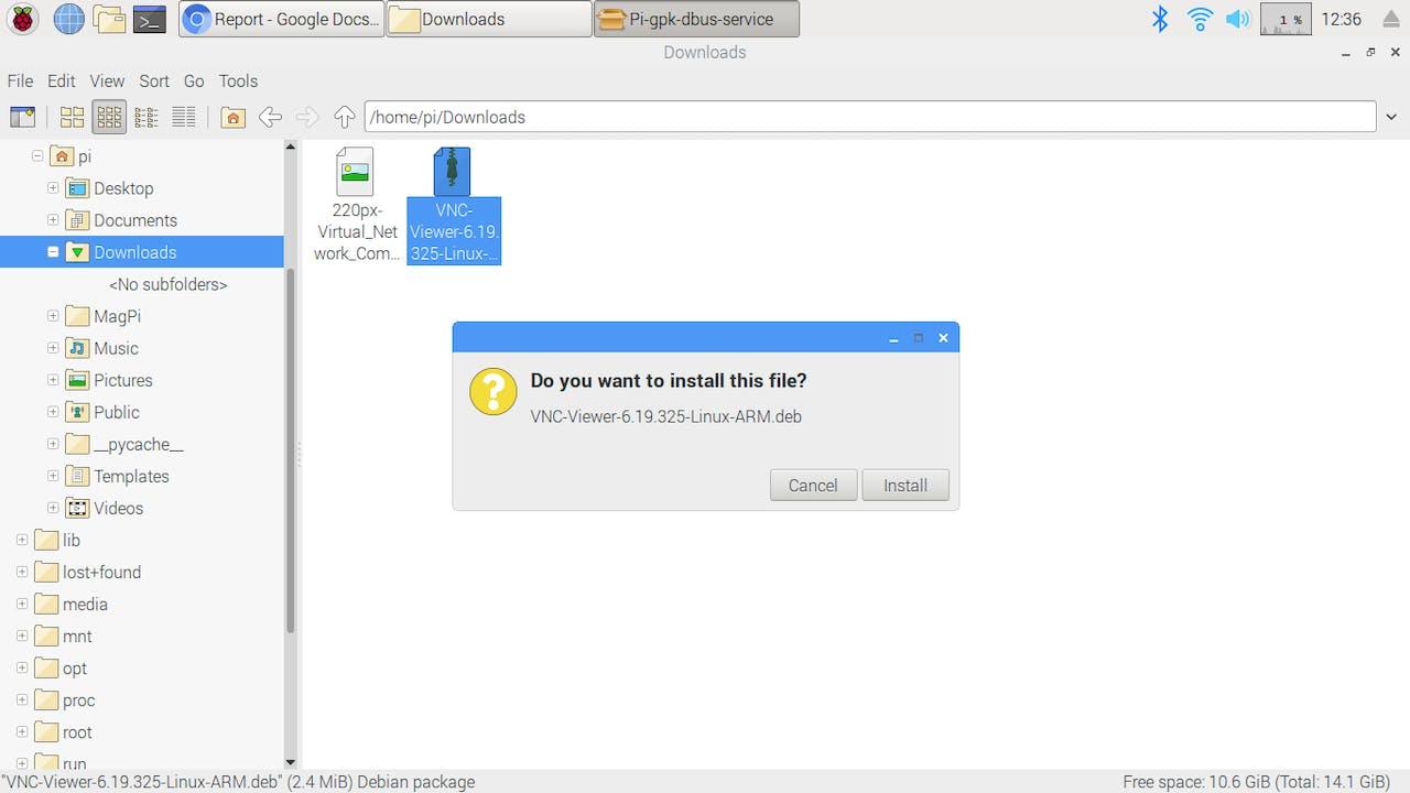 Remote Access to the Raspberry Pi Using VNC - Hackster io
