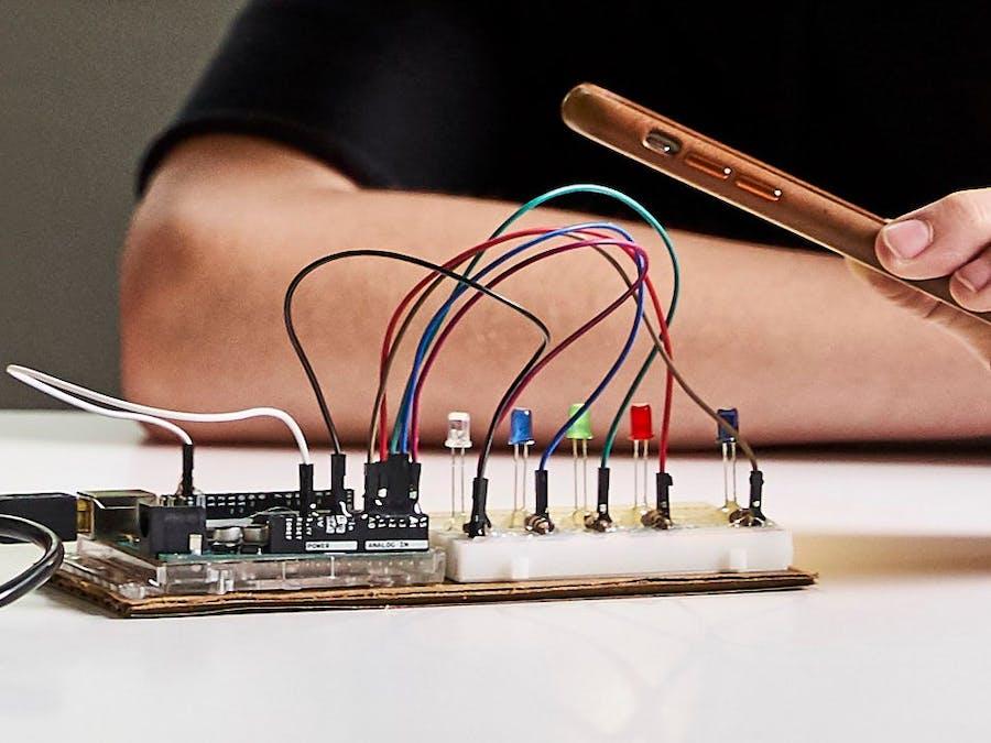 Hacking STEM DIY Spectrometer