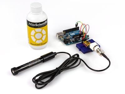Arduino Dissolved Oxygen Sensor Calibration