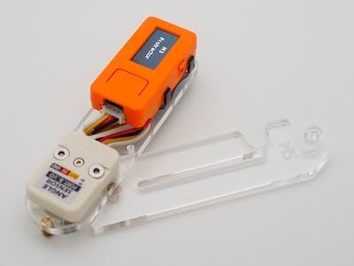 DIY Protractor with M5StickC