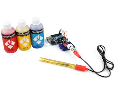 Arduino pH Sensor Calibration