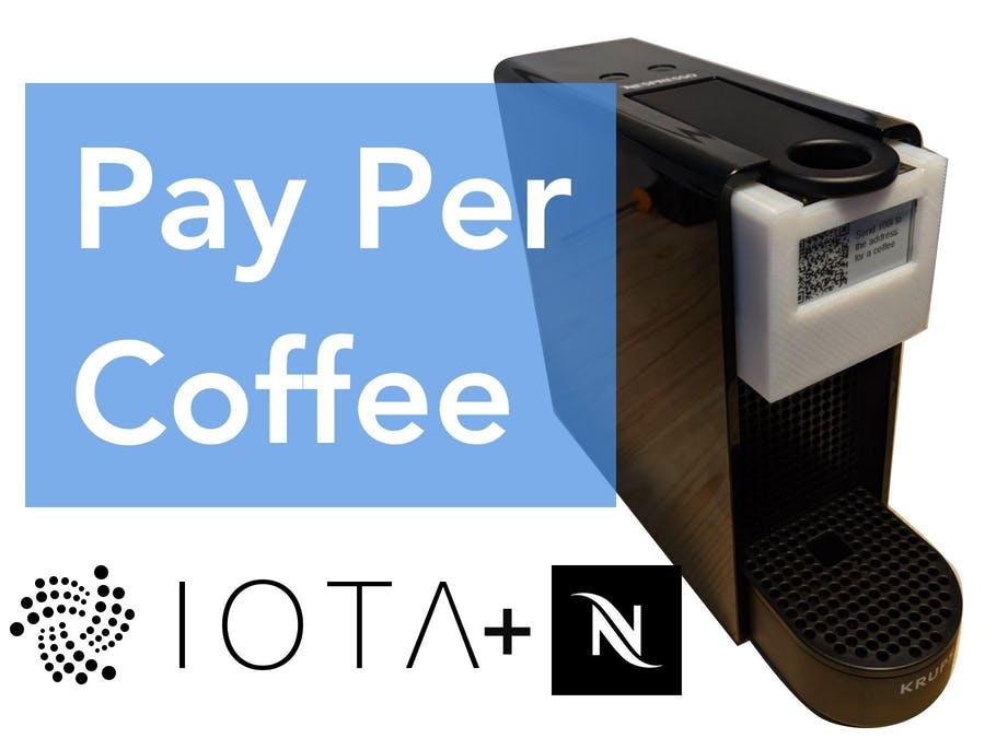 Pay Per Coffee