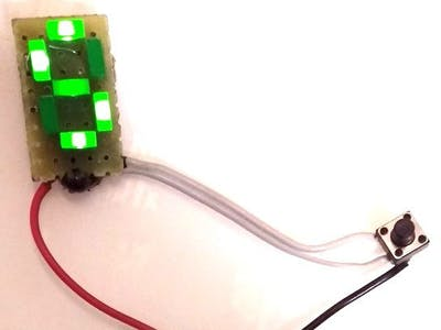 The Cheapest and Simplest Pulse Counter