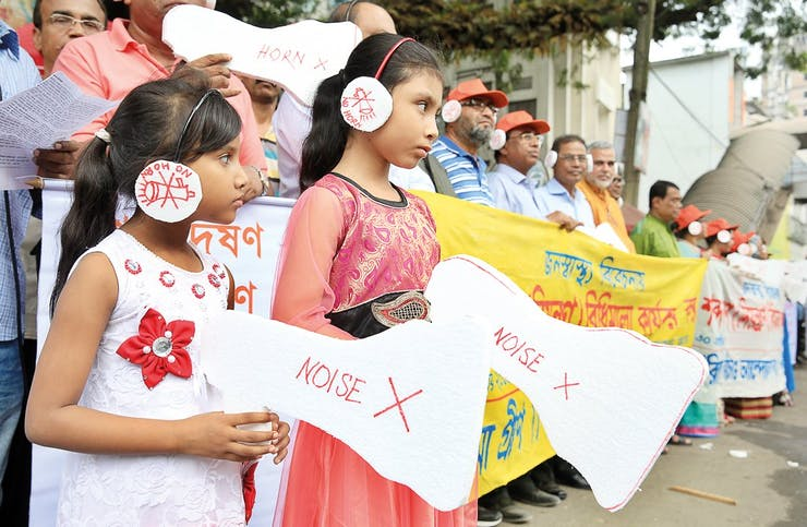 Source: https://www.dhakatribune.com/bangladesh/2018/04/25/noise-pollution-bane-bangladeshi-urban-life