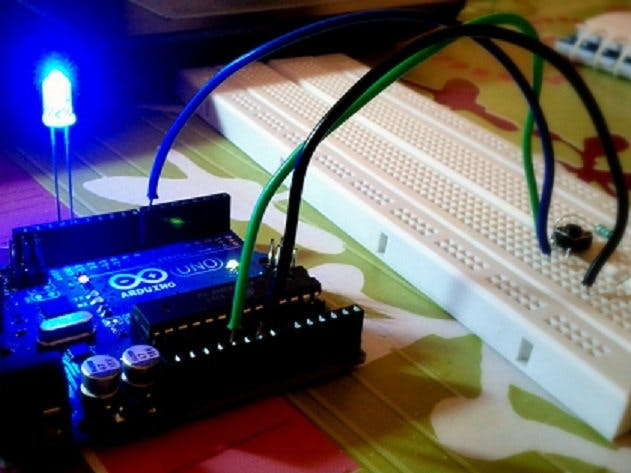 How to Blink an LED with Arduino? [FOR BEGINNERS]