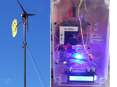 A Wind Turbine MPPT Regulator with an Arduino Uno rev.3