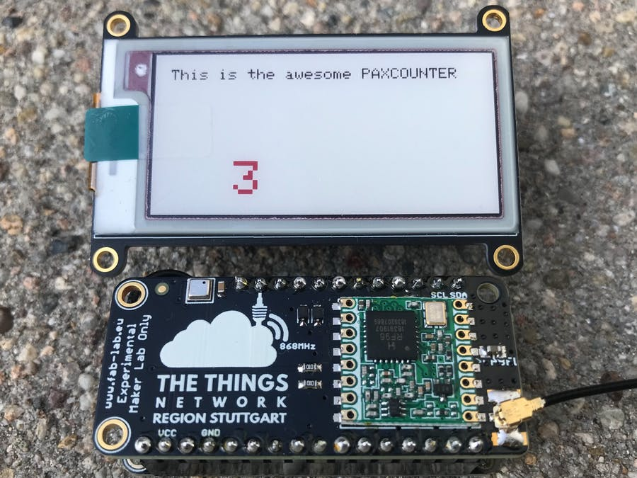 The MRD - #MQTT REMOTE DISPLAY Based on ePaper
