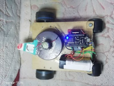 How to Make vaccum cleaning Robot From Scratch