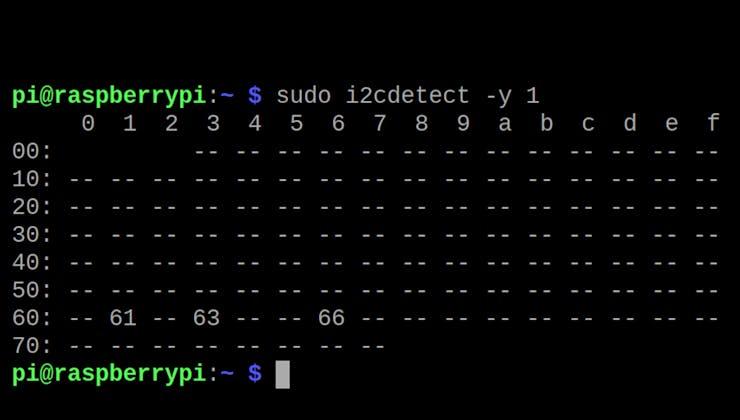 Python Smbus Read Multiple Bytes